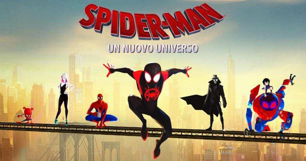 Recensione Spider-Man un nuovo universo