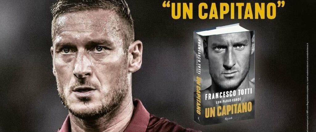 Un Capitano Francesco Totti