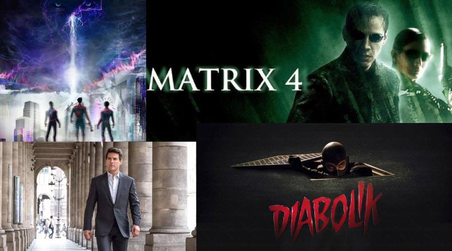 20 (+1) Film più Attesi del 2021