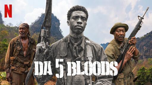 Recensione Da 5 Bloods - Come Fratelli