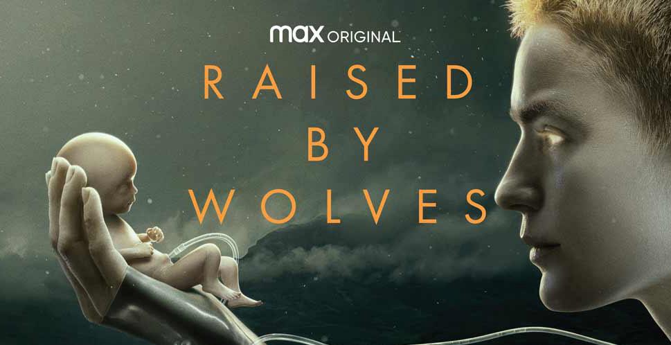 Recensione Raised by Wolves: il futuro dell'uomo nelle mani degli androidi