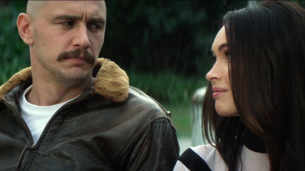 Megan Fox e James Franco