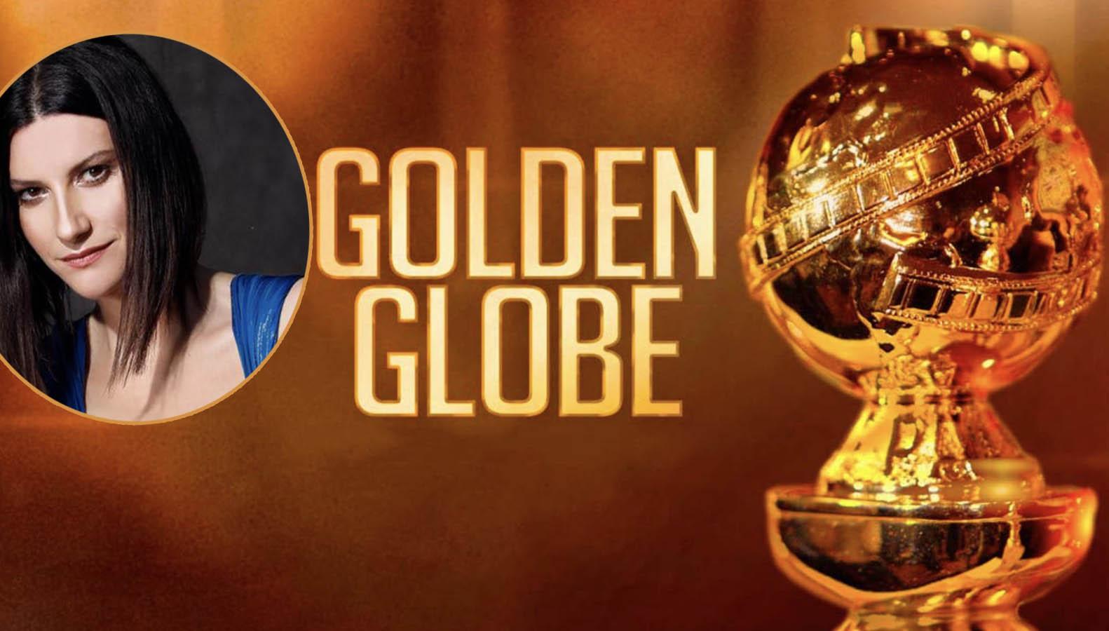 Laura Pausini Golden Globe