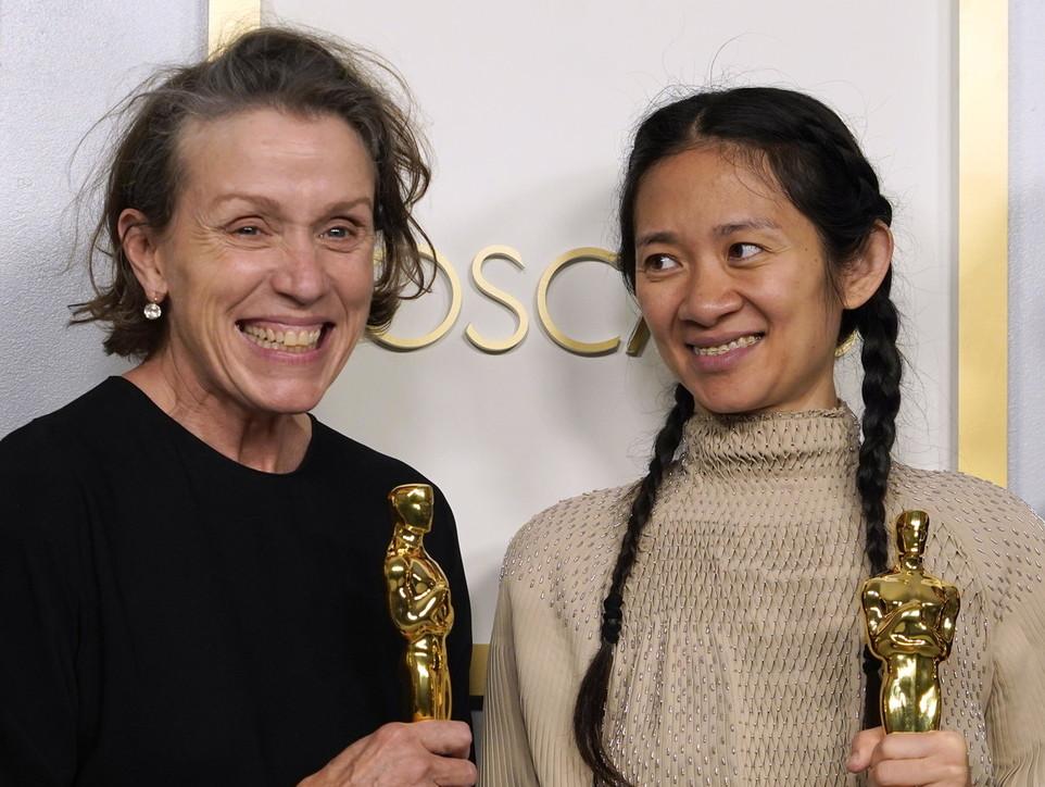 Oscar a Nomadland